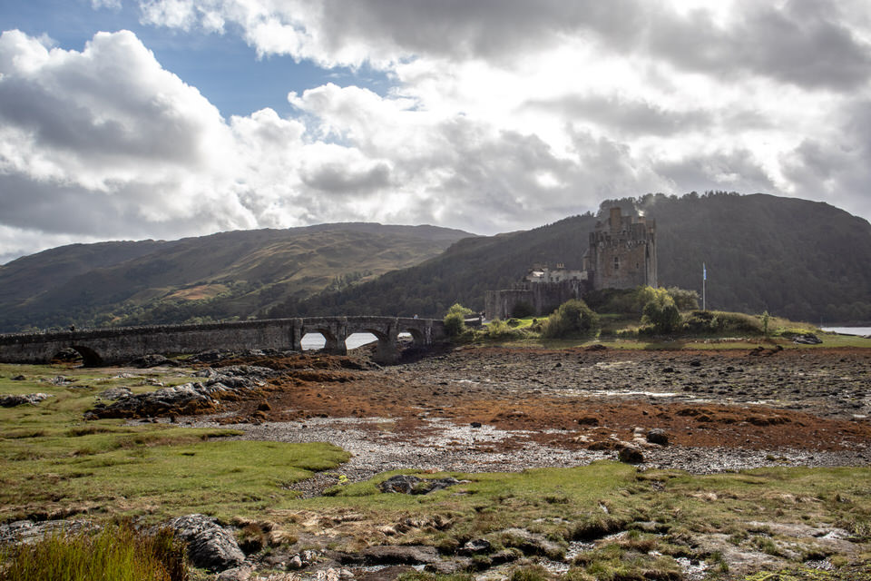 Eilean Donan in Scotland | MissFunctional Money