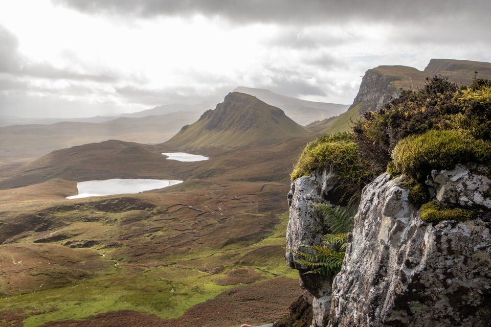 Quiraing on Isle of Skye, Scotland | MissFunctional Money #honeymoon #travel #scotland