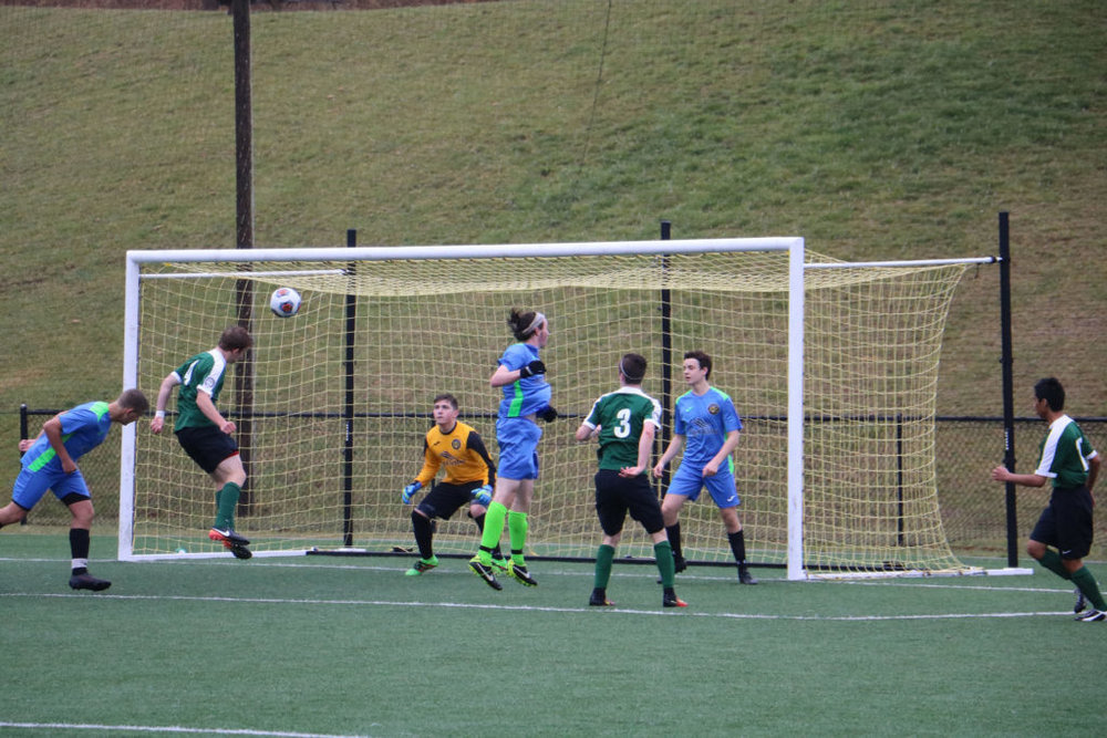 U17 Shield v. HCSA United