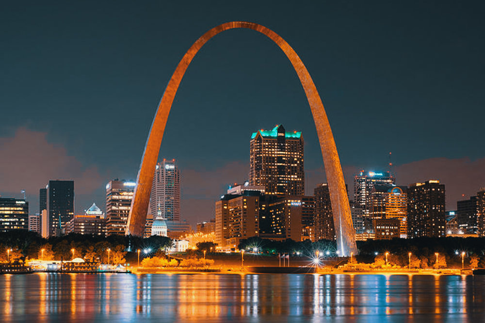 ST. LOUIS - MISSOURI