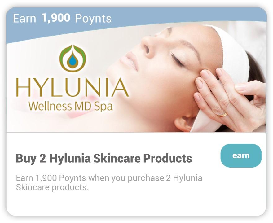Hylunia on Carepoynt - Purchase 2 skincare products