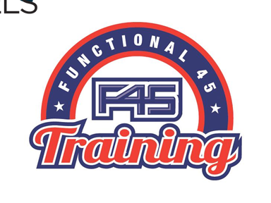 F45 Training functional training network, a Carepoynt partner