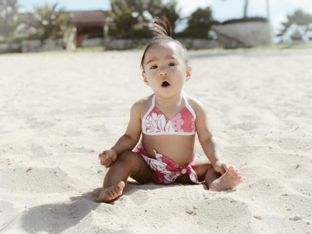 Alyssa, 19 months