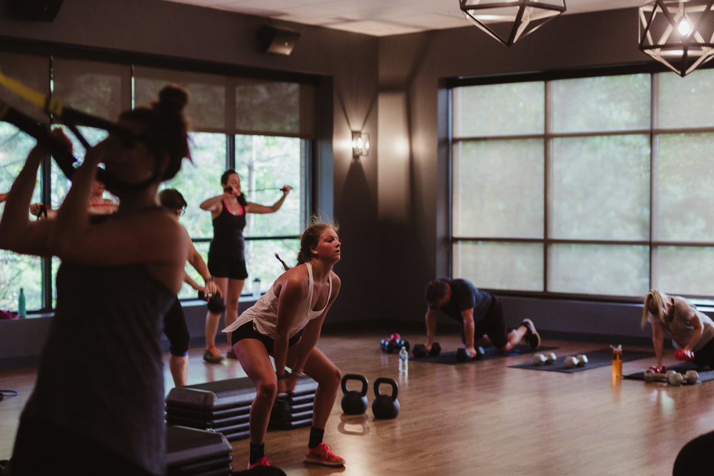 STRENGTH + Conditioning cLASSES -