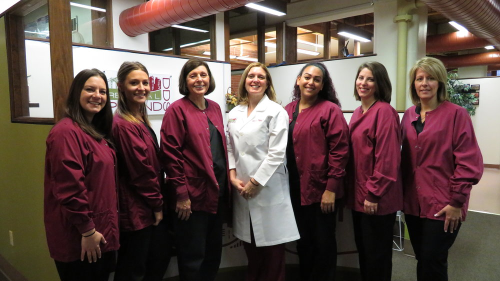 Meet the team at Rebecca L. Pounds DDS.