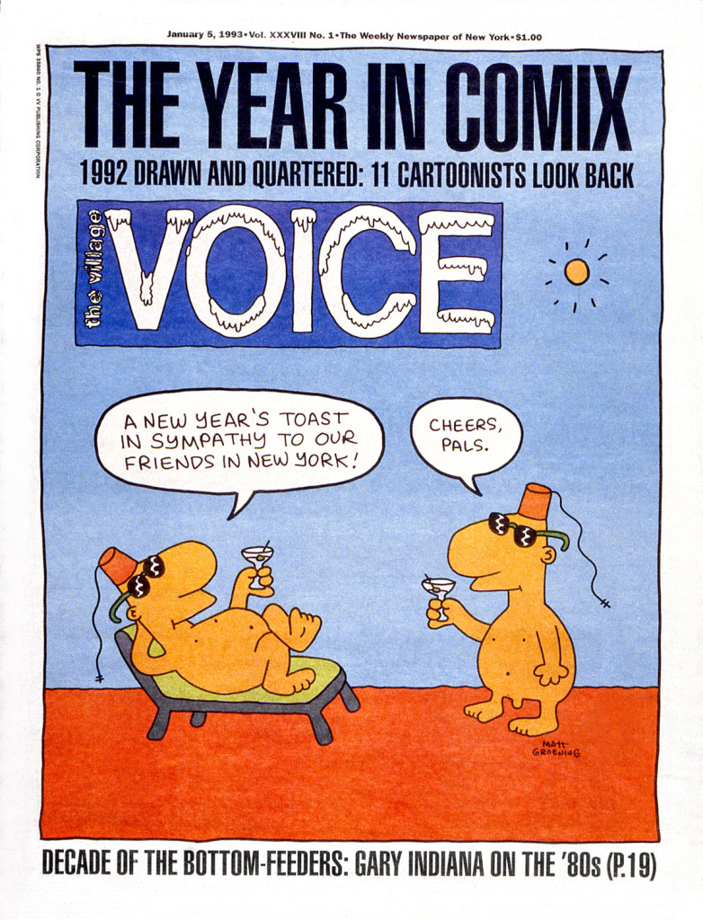 Robert Newman - The Village Voice - January 1993.jpg