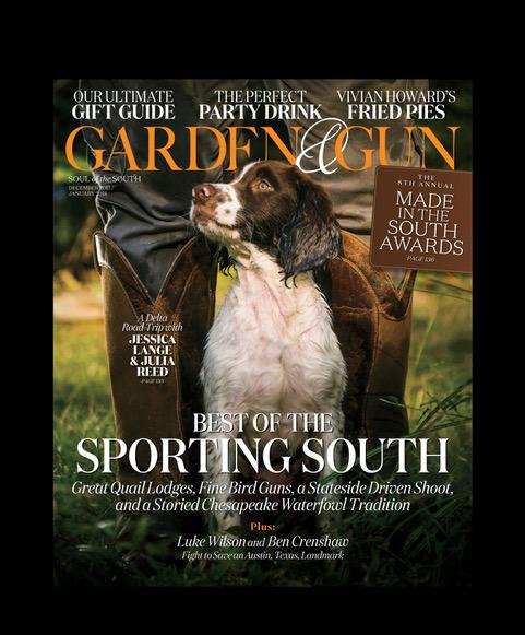Garden Gun S Redesign With Design Director Marshall Mckinney