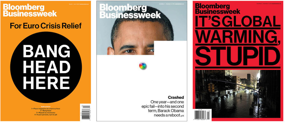BLOOMberg BUSINESSWEek. creative director: richard turley.