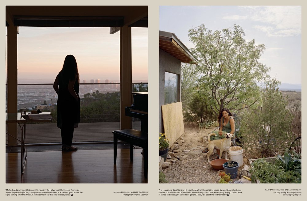 Photographs by Erica Deeman and Ahndraya Parlato & Gregory Halpern