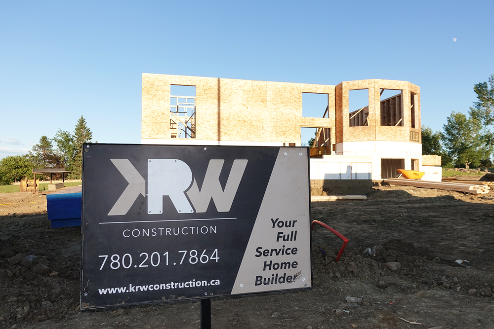 About KRW Construction