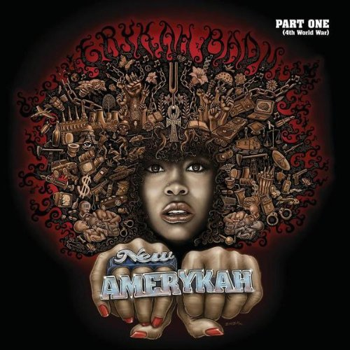 "Erykah Badu ""New Amerykah Part I"""
