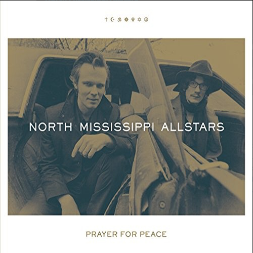 "North Mississippi Allstars ""Prayer For Peace"""