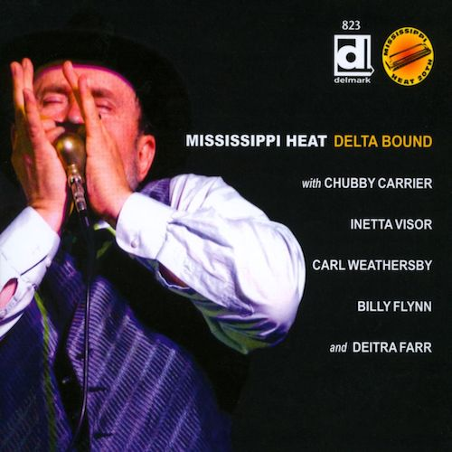 "Mississippi Heat ""Delta Bound"""