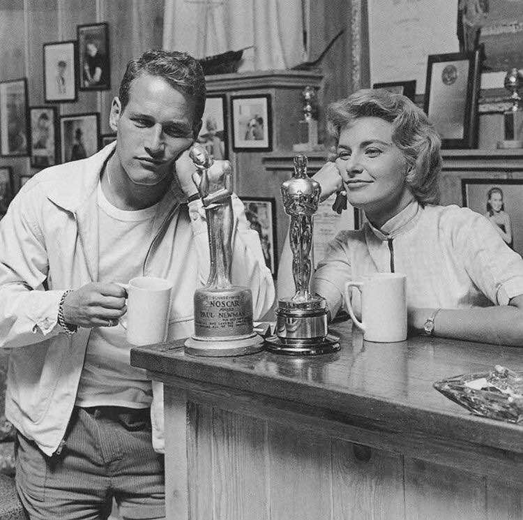 """I don't like to discuss my marriage, but I will tell you something which may sound corny but which happens to be true. I have steak at home. Why should I go out for hamburger?"" - Paul Newman"