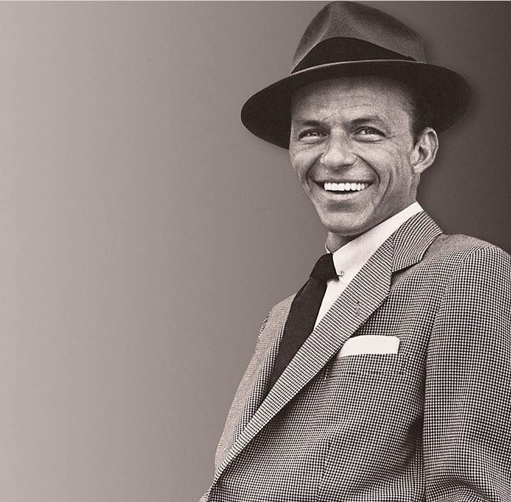 """You gotta livin', baby, 'cause dying is a pain in the ass"". - Frank Sinatra"