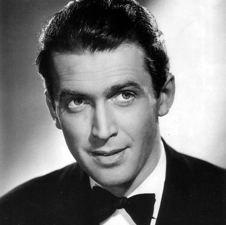 """One time they traded me for seven horses. Seven stunt horses."" - James Stewart"