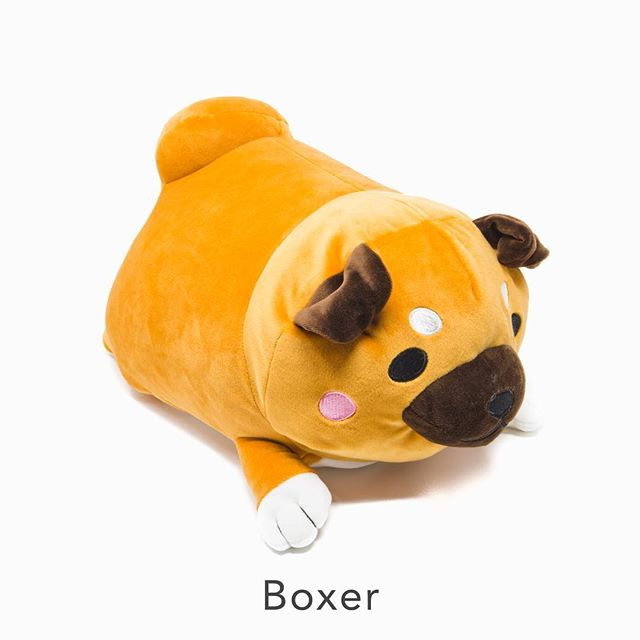 Shinjidai - Jumbo Boxer Dog Plush 🐶  #shinjidai #toycup #dog #puppy #plush #plushie #plushtoy #rottweiler #rottweilerpuppy #shiba #shibainu #shibalove #shibamania #corgi #corgisofinstagram #corgipuppy #boxer #boxerpuppy #husky #huskypuppy #huskylover #pug #pugsofinstagram #pugs #puggle #pugpuppy #puglife #pugnation #anime #stuffedanimals