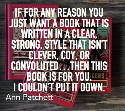 "One million thanks to the magnificent Ann Patchett for her kind words about THE MONK OF MOKHA. On the @parnassusbooks blog [link in bio], she praises the writing and the story and also calls the book ""a perfectly beautiful object."" That's thanks to you @thomsonshore and especially cover artist @shawnharri5. 🌟#daveeggers #annpatchett #themonkofmokha #coffee #nonfiction #parnassusbooks"