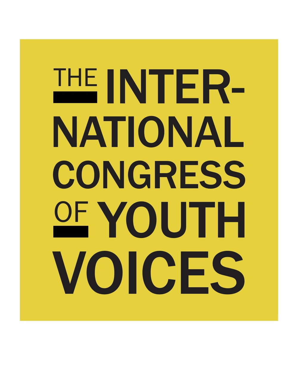 www.internationalcongressofyouthvoices.com