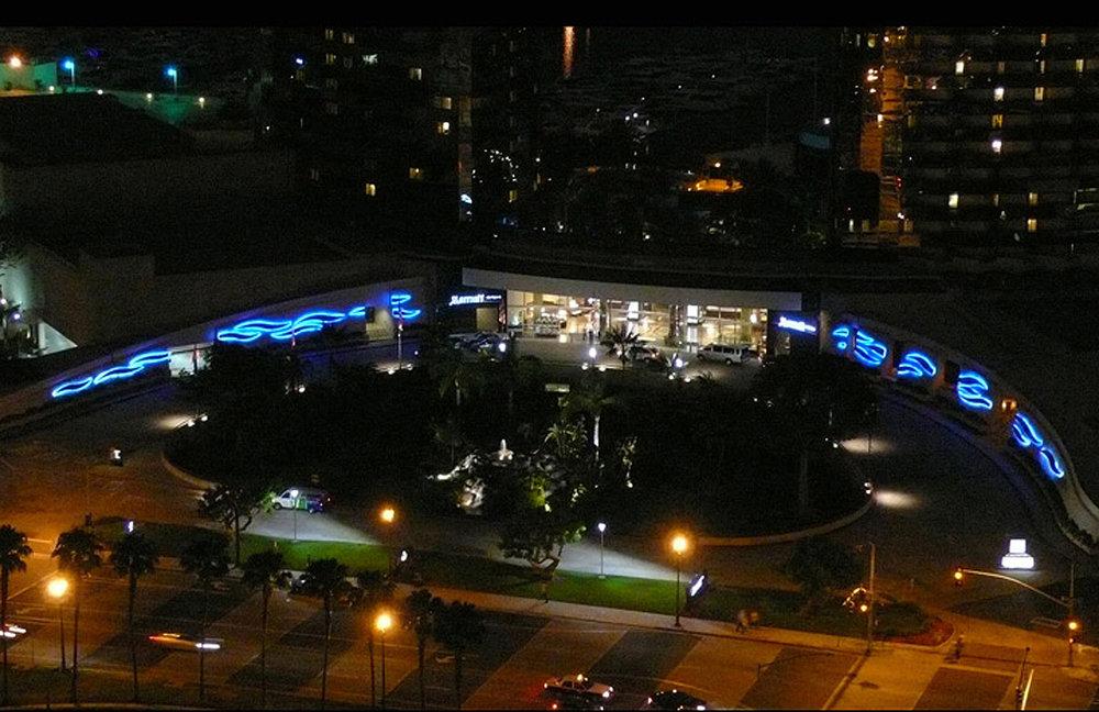 Tidal Flows - San Diego Marriott Hotel and Marina
