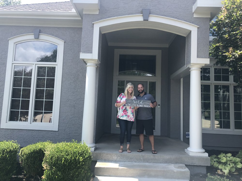 """There is no other realtor I would want to work with!! Madison is seriously the best. She is honest, hardworking and will drop her own schedule to be there for you. Thanks for going above and beyond always.""  -Maggie & Eric H."