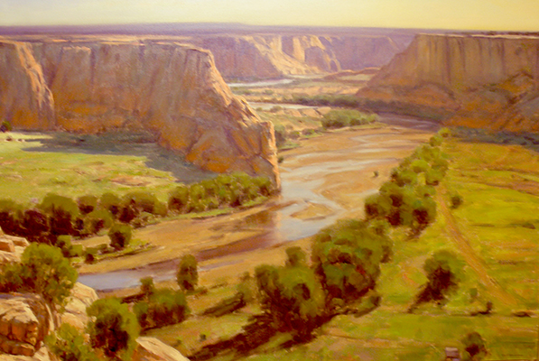 "Canyon de Chelly | 30""x48"" 