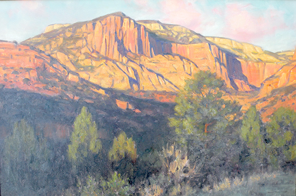 "Kolob Sunset | 20""x30"" 