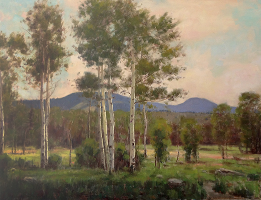 "Alpine Loop | 26""x48"" 