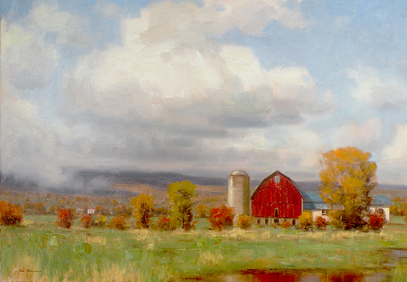 "Midwest Farm | 30""x40"" 