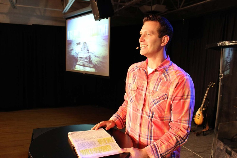 watch past messages from Chattanooga's Dynamic Church