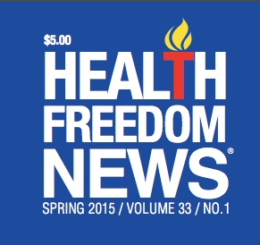 The Health Freedom News features Dr. Panahpour's article about The Breast Cancer / Root Canal Connection -