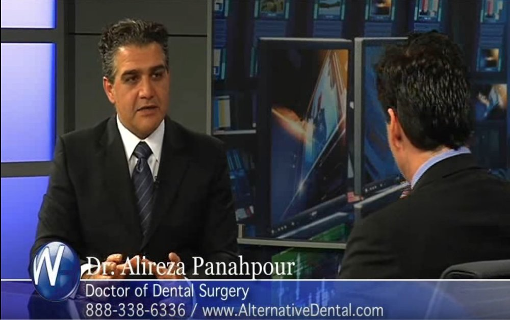 Dr. Panahpour is interviewed on