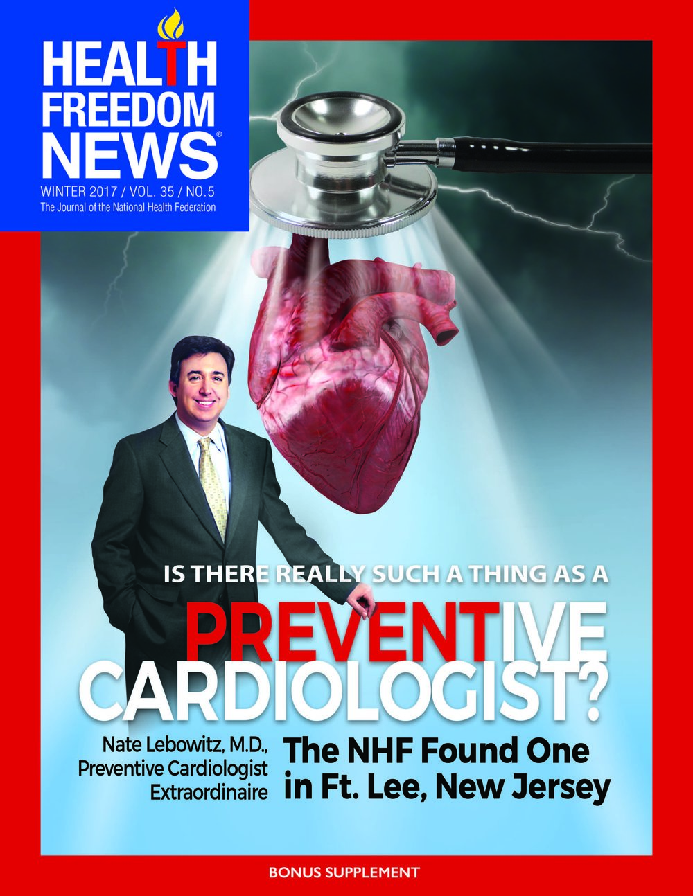 The Preventive Cardiologist -