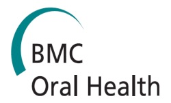 """It is well documented that there is some correlation between poor oral health in the form of periodontal disease and coronary heart disease""."
