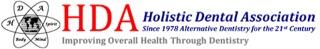 Dr. Panahpour is a member of the Holistic Dental Association