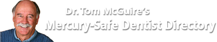 Mercury Safe Dentist Directory