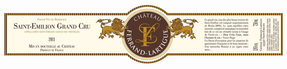 Chateau Ferrand-Lartigue