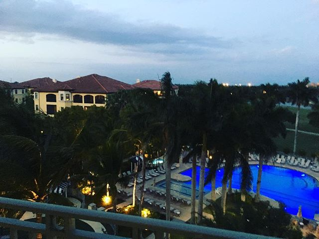 Ummmm woah so I'm staying at the Ritz-Carlton  Golf Resort in Naples the next 2 nights. Was invited to perform Ephesians for a donor event hosted by Fellowship for the Performing Arts.