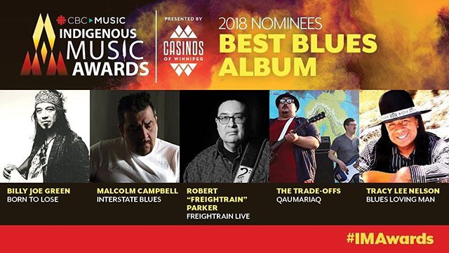 @indigenousmusicawards #ArcticSoul #Blues