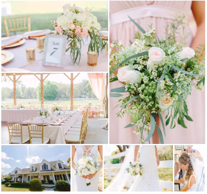 Bluegrass Chic - Orlando Wedding Florist