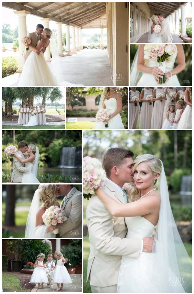 Bluegrass Chic - Blush Wedding Perfection