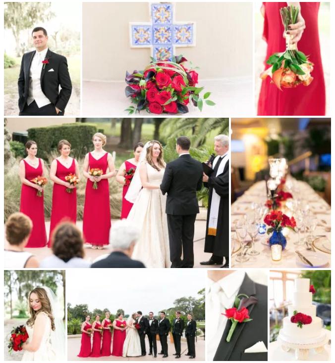 Bluegrass Chic - Spanish Wedding at Mission Inn