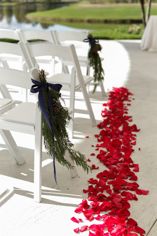 Bluegrass Chic - Christmas Wedding