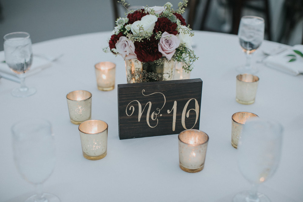 Bluegrass Chic - Centerpieces