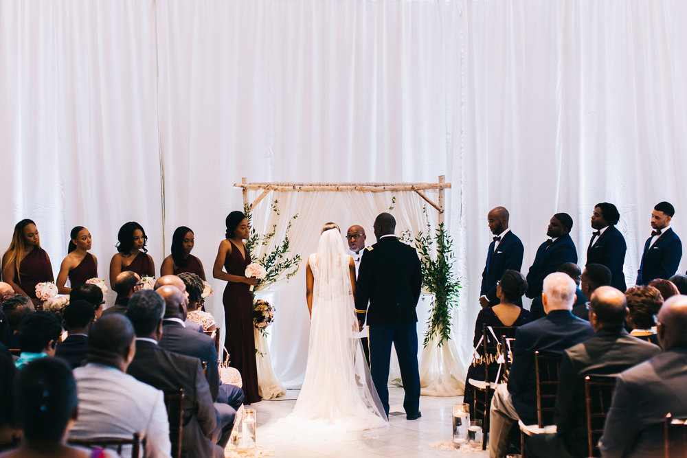 Bluegrass Chic - Ceremony Arch