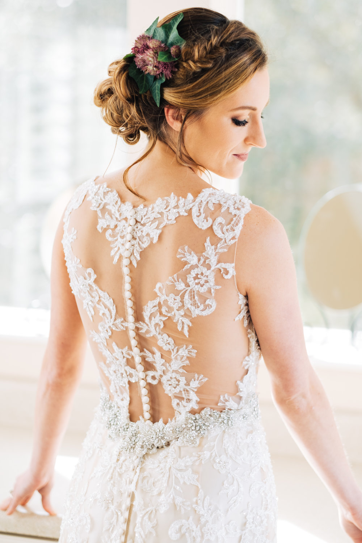Bluegrass Chic - bridal gown