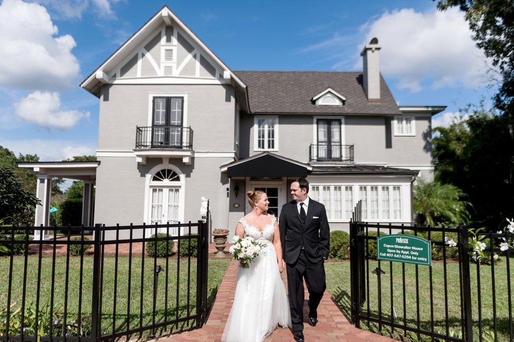 Bluegrass Chic - Capen House Wedding