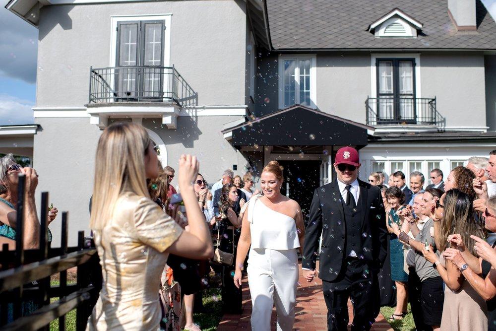 Bluegrass Chic Capen House Wedding