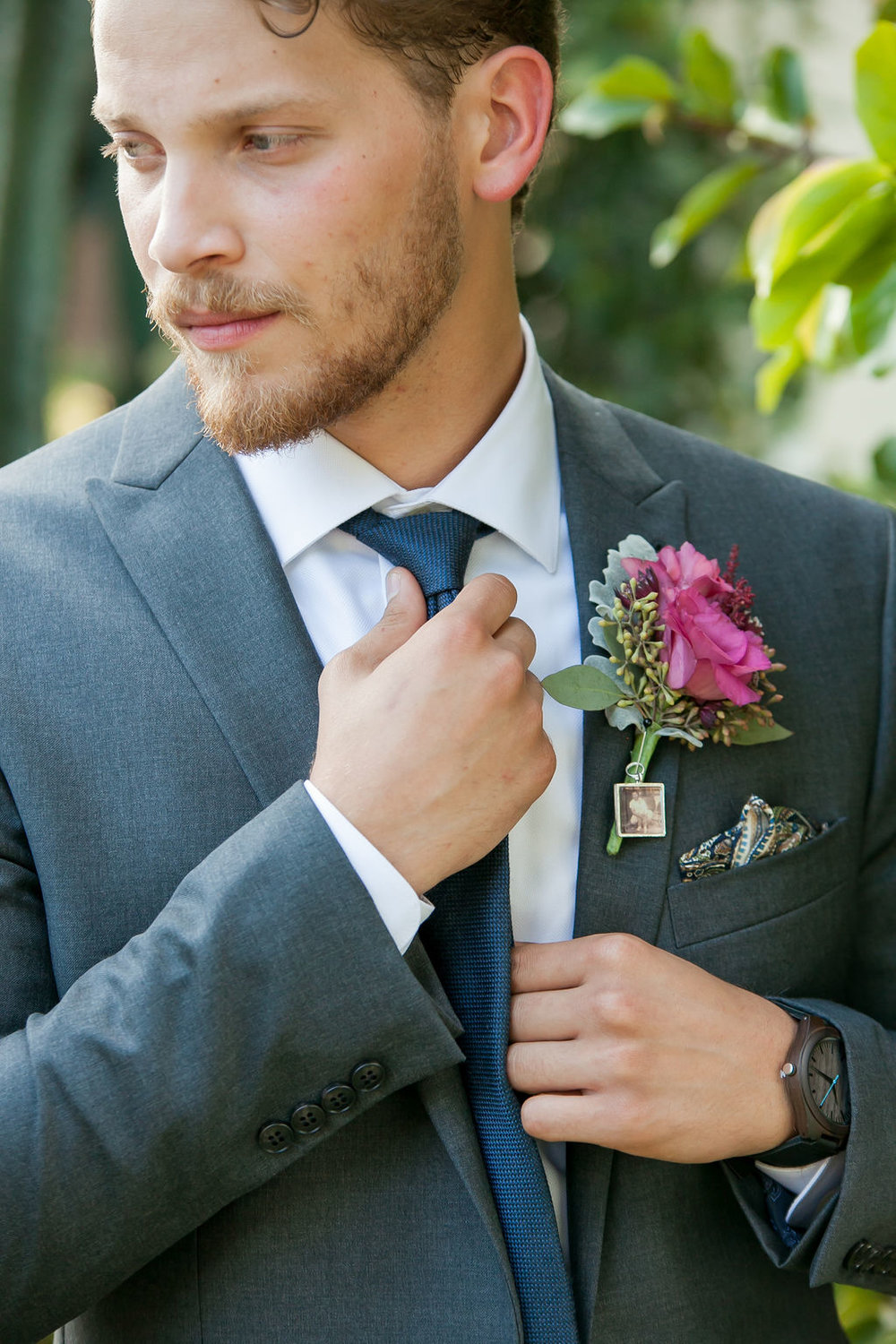 Bluegrass Chic - Boutonniere