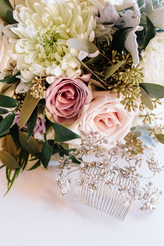 Bluegrass Chic - Bridal bouquet